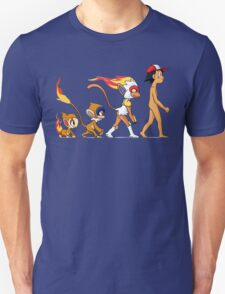 the real evolution T-Shirt