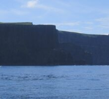 The Cliffs of Insanity :: Harry Potter :: Cliffs of Moher, Ireland Sticker