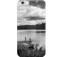 Nameless Lake  iPhone Case/Skin