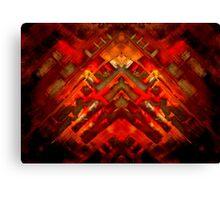 Embers PSP Canvas Print