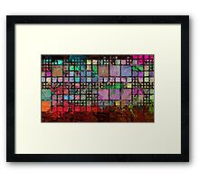 abstract 20 Framed Print