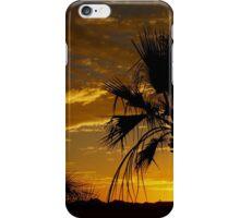 Palm Silhouette iPhone Case/Skin