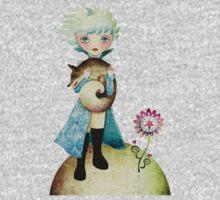 Wintry Little Prince T-shirt Kids Tee