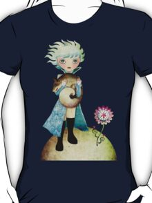Wintry Little Prince T-shirt T-Shirt