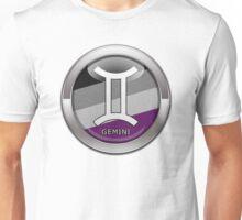 Gemini - Asexual Pride  Unisex T-Shirt