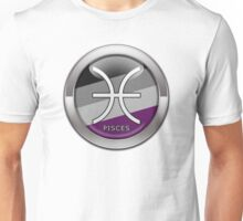 Pisces - Asexual Pride  Unisex T-Shirt