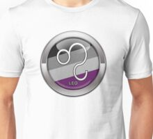 Leo - Asexual Pride  Unisex T-Shirt