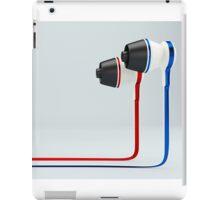 Headphone iPad Case/Skin