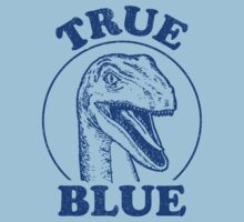 True Blue Raptor by Tabner