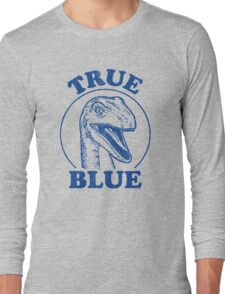 True Blue Raptor Long Sleeve T-Shirt