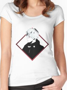 Kaneki Women's Fitted Scoop T-Shirt
