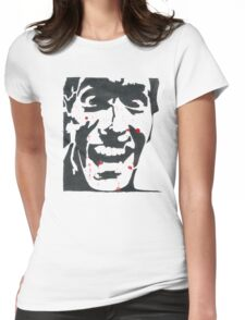 Ash, Evil Dead Womens Fitted T-Shirt