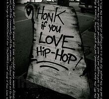 The Difference Between Hip Hop & Rap by KAMMsTheACE