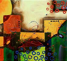Map to the City by Abstract D'Oyley