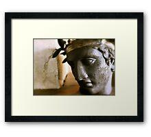 Ceasar's dream Framed Print