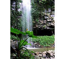 Crystal Falls II Photographic Print