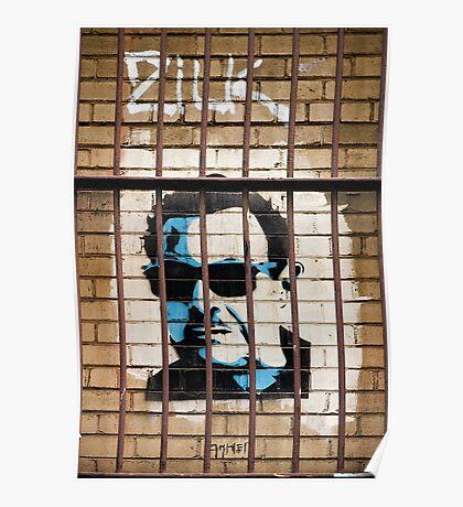 Graffiti by Haha  Poster