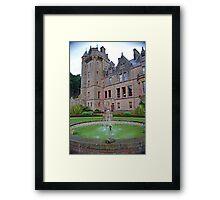 Belfast Castle- Northern Ireland Framed Print