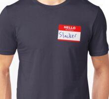 Hi, my name is Slacker Unisex T-Shirt