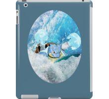 Surfing Blastoise iPad Case/Skin
