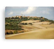 Tuscany Sunshine Canvas Print