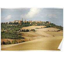 Tuscany Sunshine Poster