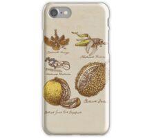 Steampunk  Fruit iPhone Case/Skin
