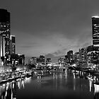 Melbourne by Lesley Williamson