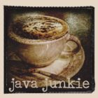 Java Junkie by Barb Leopold