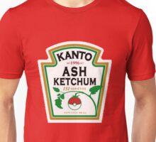 ash ketchum Unisex T-Shirt