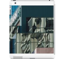 Planes of Reflection iPad Case/Skin