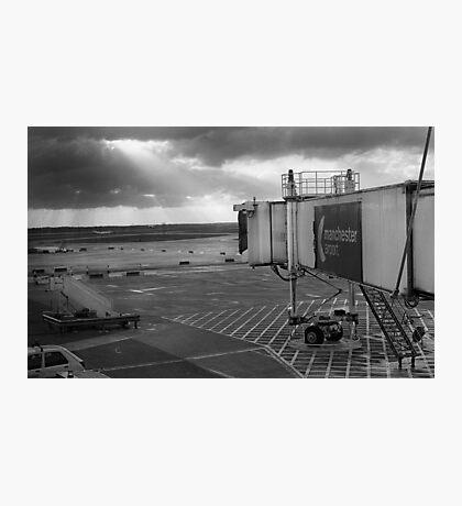 Airport Do Do De Do De dooo Photographic Print