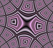 Purple abstract modern nice pattern by ZierNor