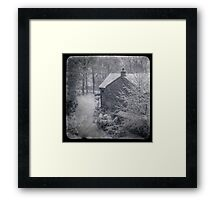 HDR, Texture overlay, TTV and more! Framed Print