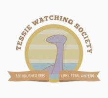 Tessie Watching Society by LivelyLexie