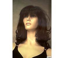 Mannequin Maggie Photographic Print
