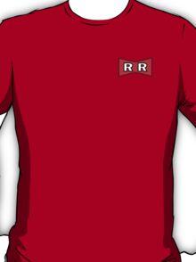 Red Ribbon Army Regalia T-Shirt