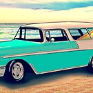 56 Nomad by the Sea in the Morning by ChasSinklier