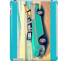 56 Nomad by the Sea in the Morning iPad Case/Skin