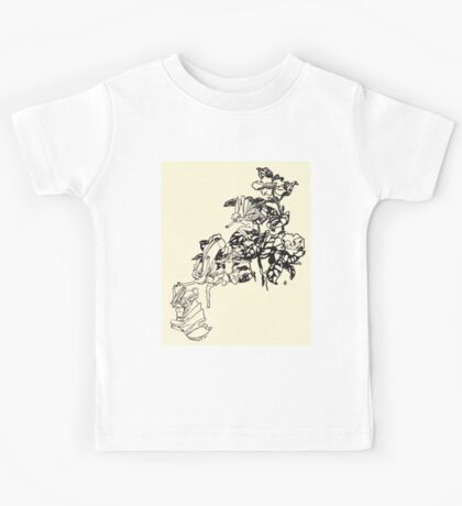 The Zankiwank & the Bletherwitch by Shafto Justin Adair Fitz Gerald art Arthur Rackham 1896 0063 Wee Fey Kids Tee