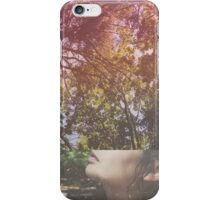 From the forest floor iPhone Case/Skin