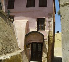 old houses in greece by derausdo