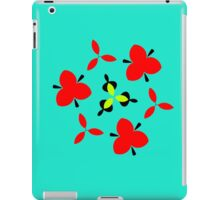 Trendy abstract modern pattern iPad Case/Skin