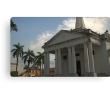 St George Chuch Penang Canvas Print