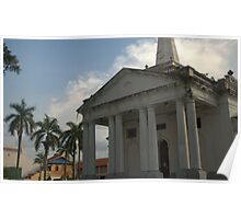 St George Chuch Penang Poster