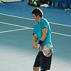 Tomic - Brisbane International by MickDee