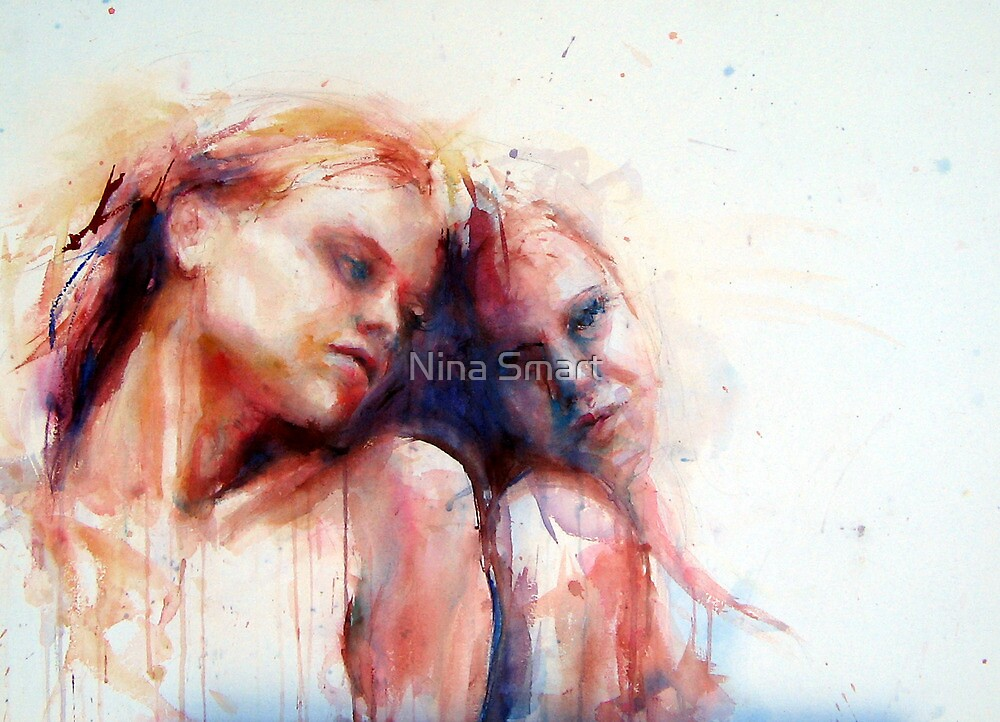 Unlike Face 2 Face by Nina Smart