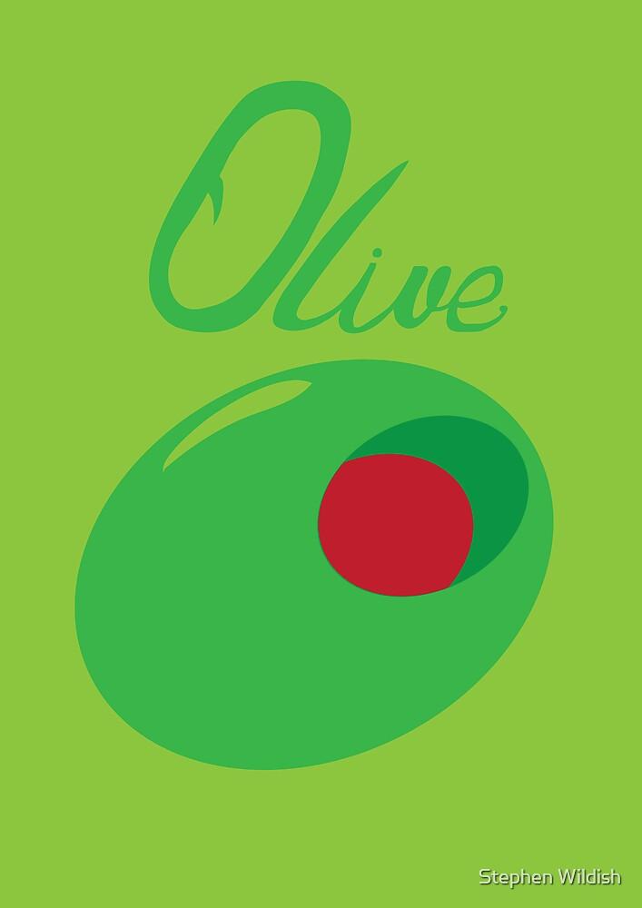 Olive by Stephen Wildish