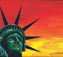 Liberty by Alejandro Cuadra