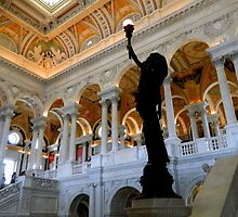 Inside the Library of Congress - Washington, DC by ctheworld